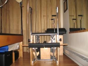 astoria pilates chair