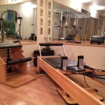 astoria pilates reformer chair
