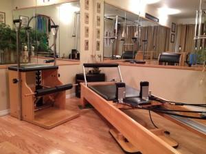 astoria pilates reformer chair