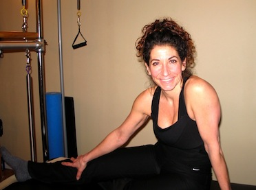 meet gina astoria pilates