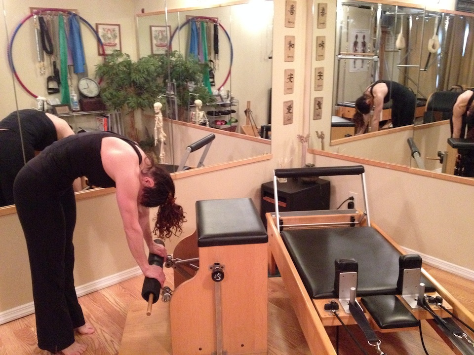 astoria pilates private sessions